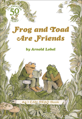Frog and Toad Are Friends (I Can Read Books: Level 2) Cover Image