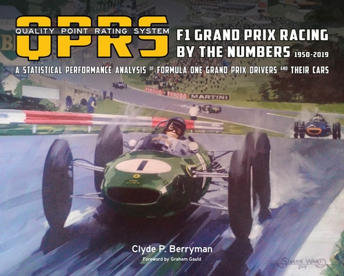 QPRS: F1 Grand Prix Racing by the Numbers – 1950-2019 Cover Image