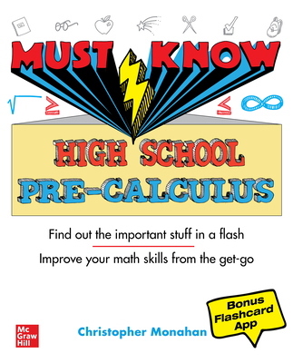 Must Know High School Pre-Calculus Cover Image