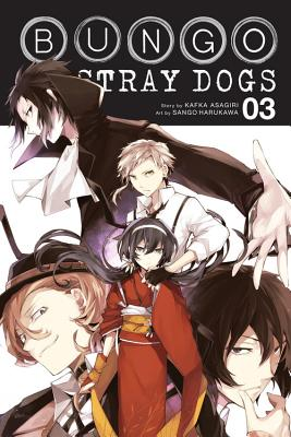 Bungo Stray Dogs, Vol. 3 Cover Image