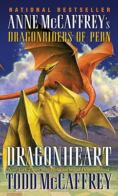 Dragonheart: Anne McCaffrey's Dragonriders of Pern Cover Image
