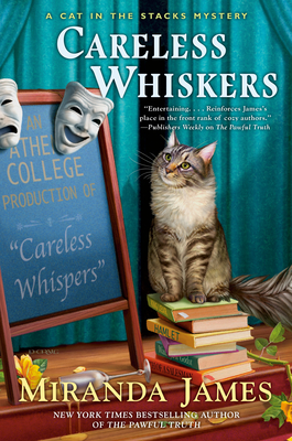 Careless Whiskers (Cat in the Stacks Mystery #12) Cover Image