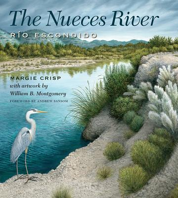 The Nueces River: Río Escondido (River Books, Sponsored by The Meadows Center for Water and the Environment, Texas State University) Cover Image