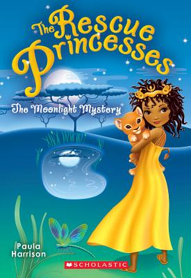 Rescue Princesses #3: The Moonlight Mystery Cover Image