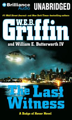 The Last Witness (Badge of Honor Novels #11) Cover Image