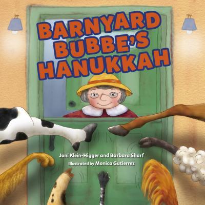 Barnyard Bubbe's Hanukkah Cover Image