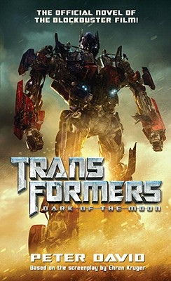 Transformers Dark of the Moon Cover