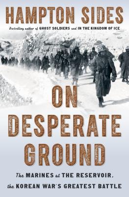 Desperate Ground cover image