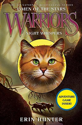 Night Whispers (Warriors: Omen of the Stars #3) Cover Image