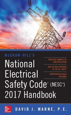 McGraw-Hill's National Electrical Safety Code 2017 Handbook Cover Image