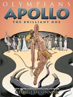 Olympians: Apollo: The Brilliant One Cover Image
