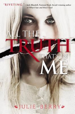 All the Truth That's in Me Cover Image
