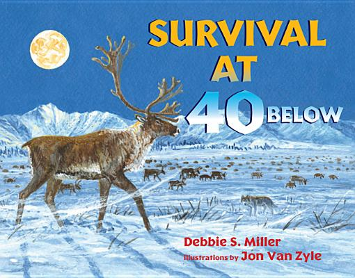 Survival at 40 Below Cover