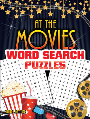 At the Movies Word Search Puzzles Cover Image