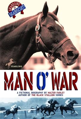 Man O' War Cover