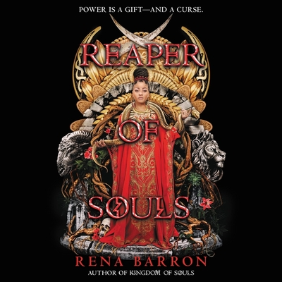 Reaper of Souls Cover Image
