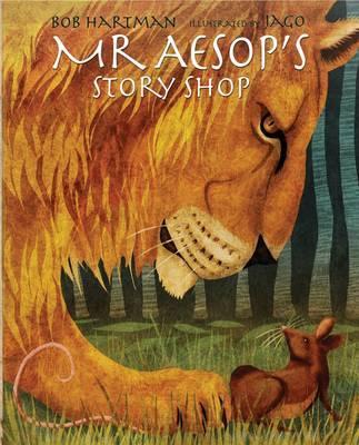 MR Aesop's Story Shop Cover