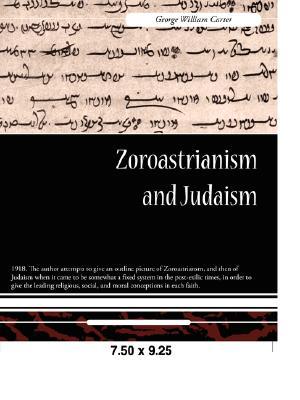 Zoroastrianism and Judaism Cover Image