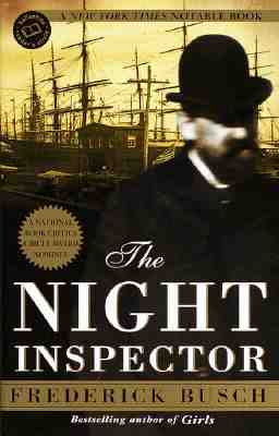 The Night Inspector Cover Image