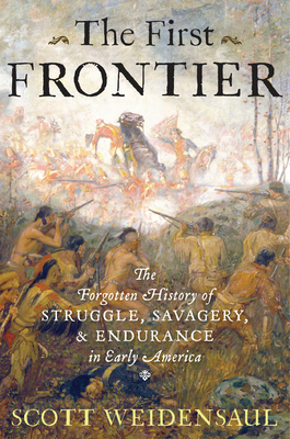 The First Frontier Cover