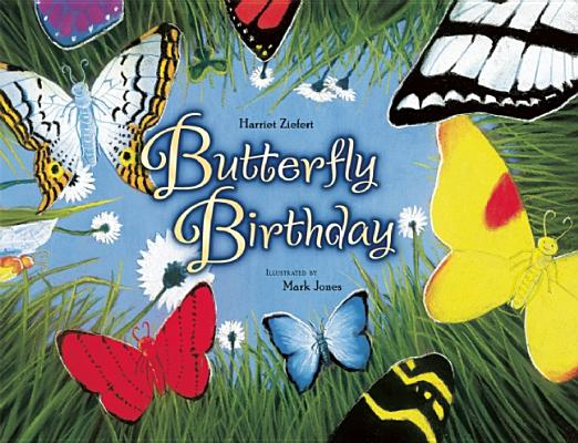 Butterfly Birthday Cover