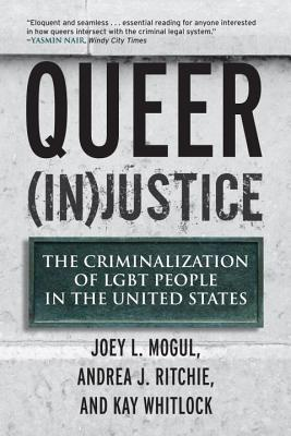 Queer (In)Justice Cover