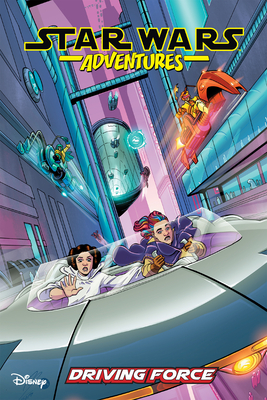Star Wars Adventures Vol. 10: Driving Force Cover Image