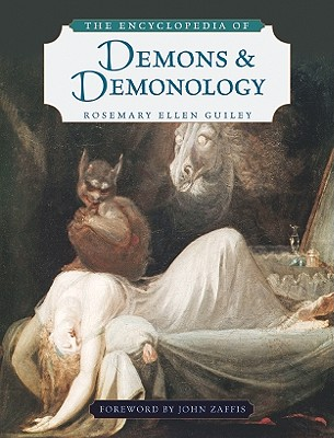 The Encyclopedia of Demons and Demonology Cover Image