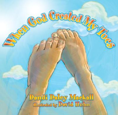 When God Created My Toes Cover