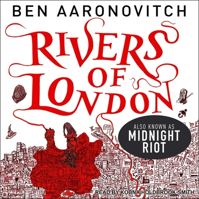 Cover for Midnight Riot (Rivers of London #1)