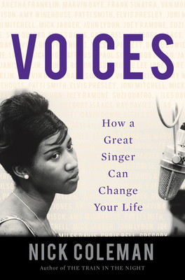 Voices: How a Great Singer Can Change Your Life Cover Image