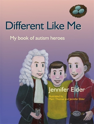 Different Like Me: My Book of Autism Heroes Cover Image