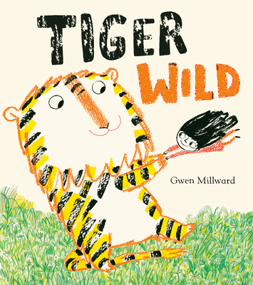 Cover for Tiger Wild