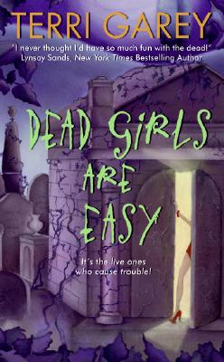 Dead Girls Are Easy Cover Image
