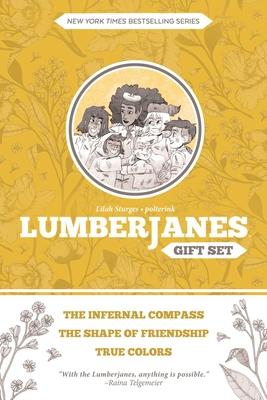 Lumberjanes Graphic Novel Gift Set Cover Image