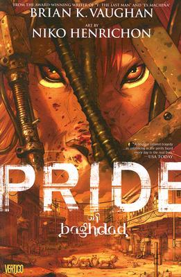 Pride of Baghdad Cover Image