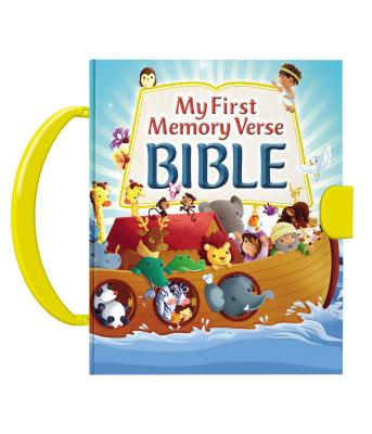 My First Memory Verse Bible Cover Image