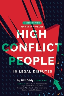 High Conflict People in Legal Disputes Cover Image