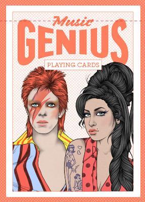 Genius Music (Genius Playing Cards) Cover Image