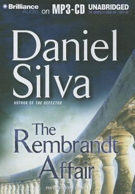 The Rembrandt Affair Cover Image