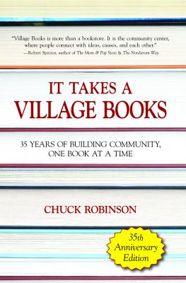 It Takes a Village Books: 35 Years of Building Community, 1 Book at a Time Cover Image