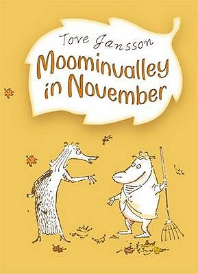 Moominvalley in November Cover Image