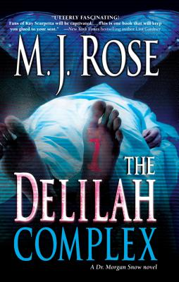 The Delilah Complex Cover