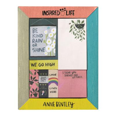 Anne Bentley Inspired Life Desktop Sticky Notes Box Cover Image