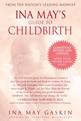 Ina May's Guide to Childbirth: Updated with New Material Cover Image