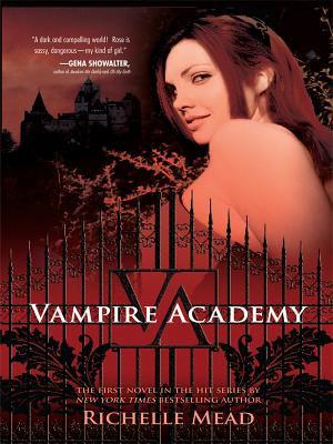 Vampire Academy Cover Image