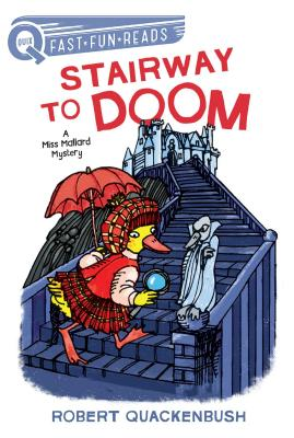 Stairway to Doom: A Miss Mallard Mystery (QUIX) Cover Image