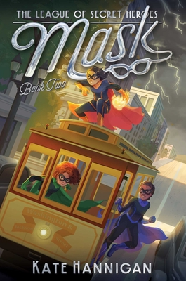 Mask (The League of Secret Heroes #2) Cover Image