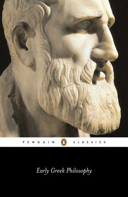 Early Greek Philosophy Cover Image