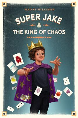 Super Jake and the King of Chaos Cover Image
